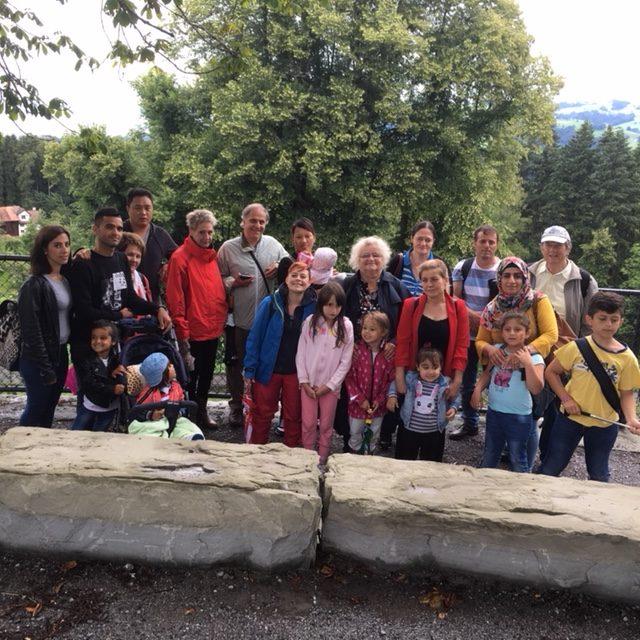 Ausflug für Familien und Ü 40 zum Peter und Paul-Wildpark